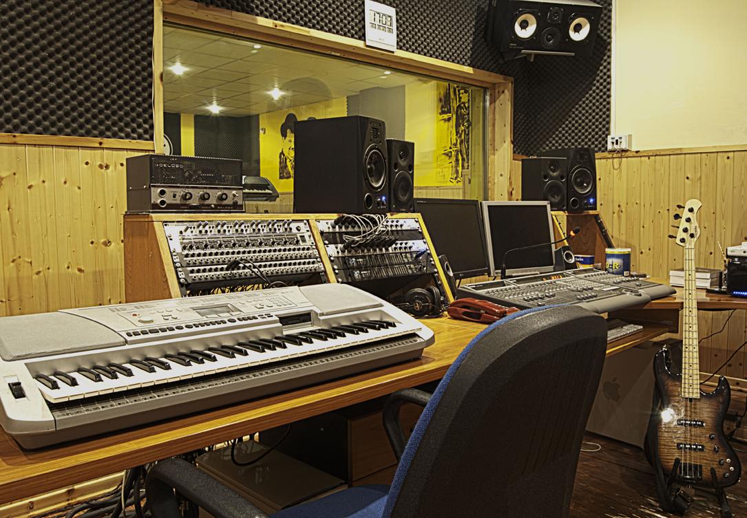 Studio regia 2