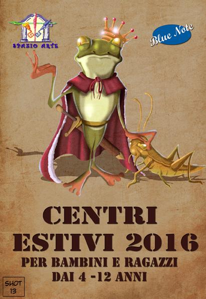CENTRI ESTIVI 2016